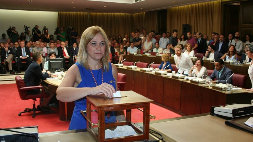 Carmen Picazo, portavoz de Ciudadanos en Albacete / Albacete Capital