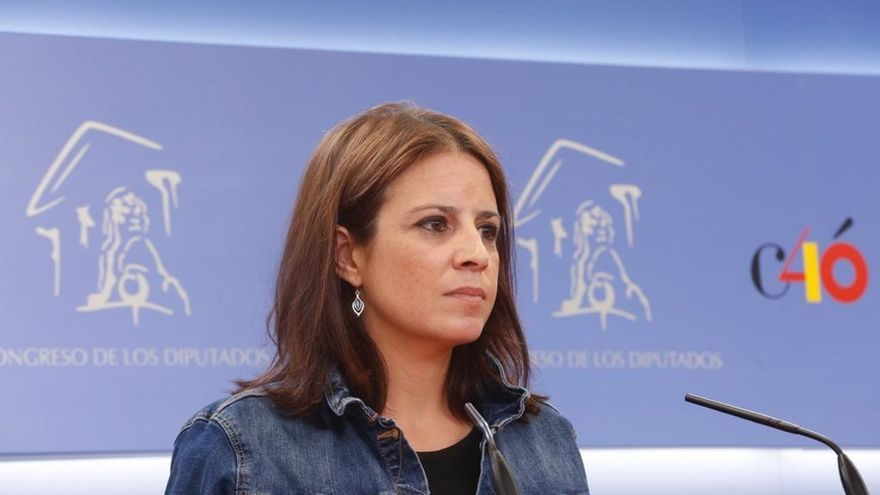 Adriana Lastra confía en que los Presupuestos cuenten con el apoyo mayoritario del Congreso