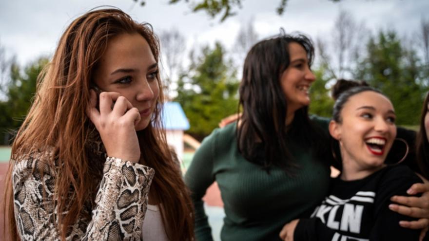 Mujeres gitanas en Cuenca