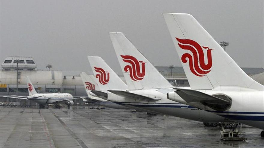 Air China reanudará sus enlaces aéreos con Corea del Norte