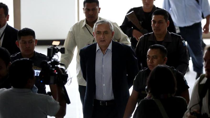 Juez Gálvez decidirá el lunes si procesa a 57 acusados de saquear a Guatemala