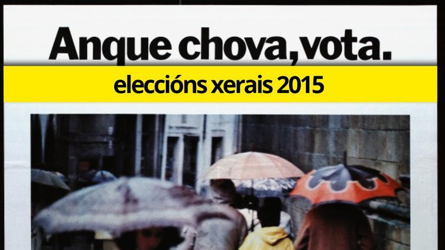 'Anque chova, vota'