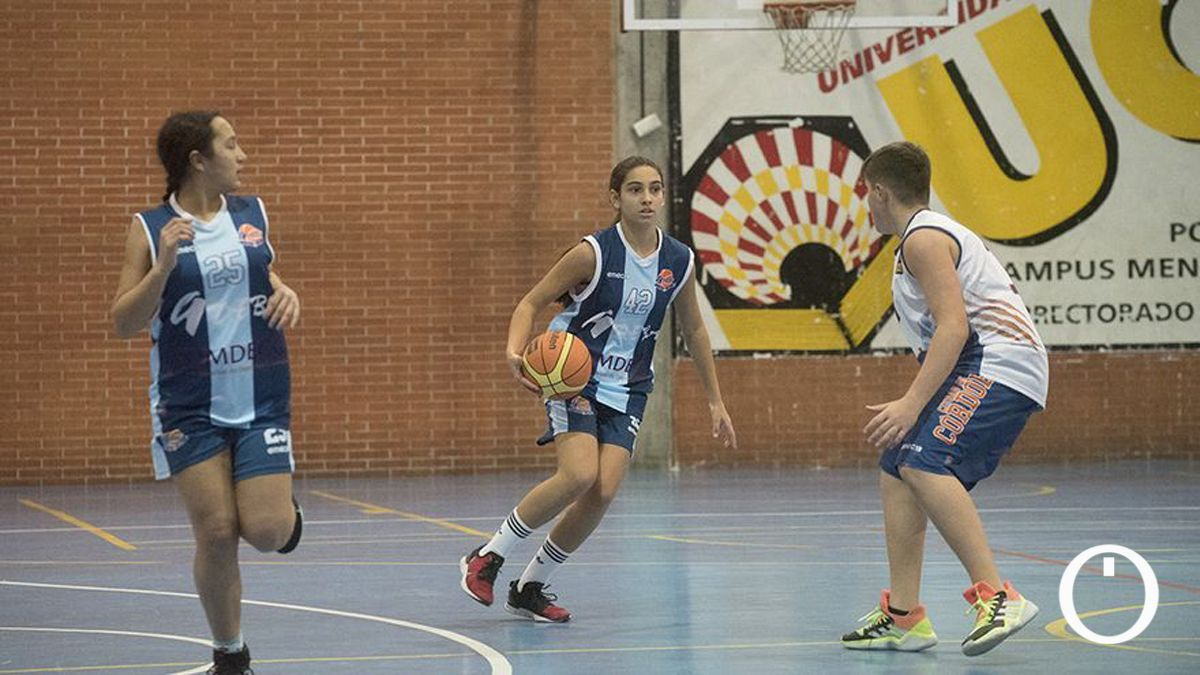 Imagen del II Torneo por la Igualdad del Ciudad de Córdoba.