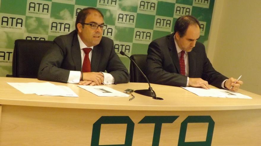 Presentación de la encuesta de ATA sobre morosidad / Foto: ATA