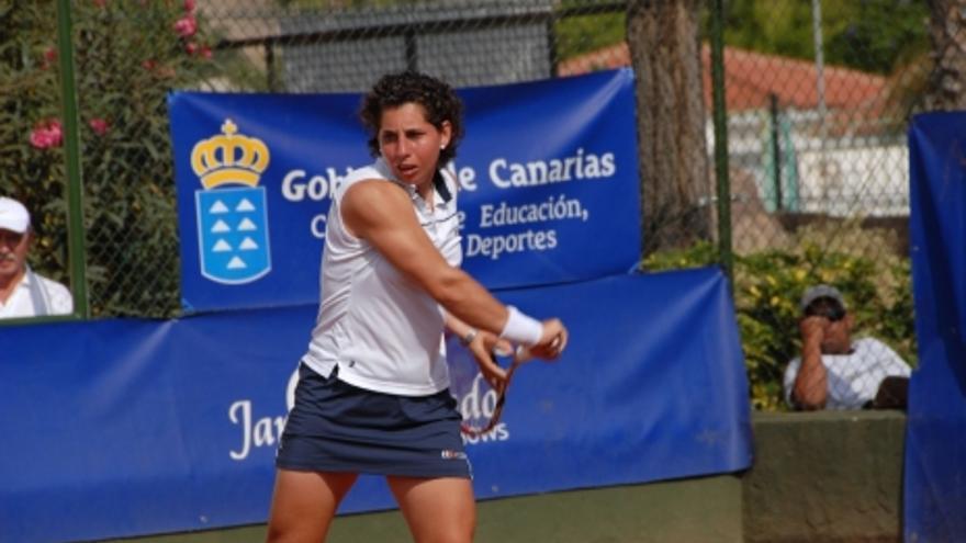 Carla Suárez en una imagen de archivo (ACFI PRESS).