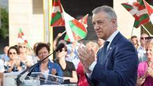 El PNV de Urkullu gana las elecciones y tendrá mayoría absoluta con el PSE-EE, pero Vox irrumpe en Euskadi