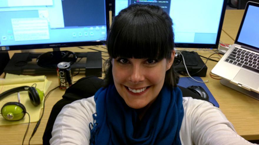 Jennifer Dewalt, la artista que dio el salto a la programación