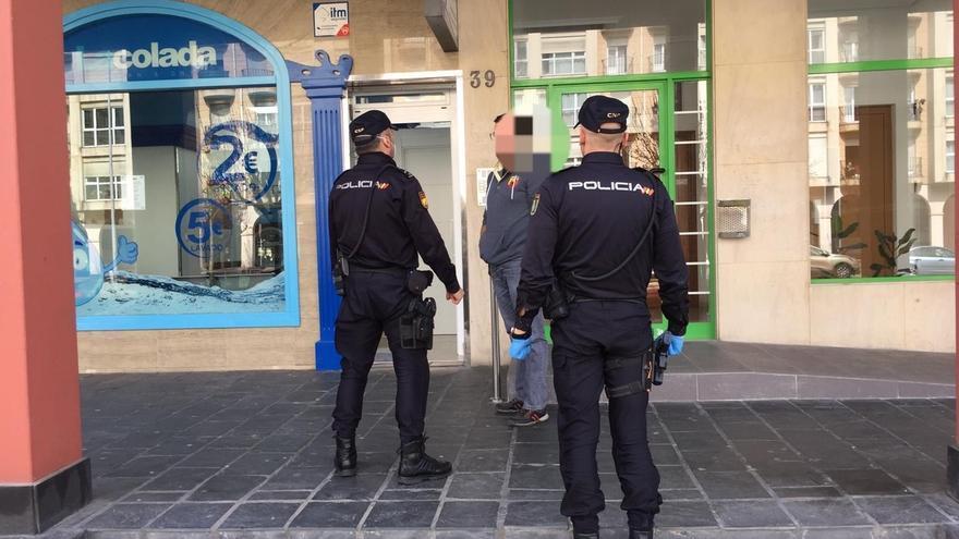 Tres detenidos y 830 actas de sanción este fin de semana por incumplir el estado de alarma