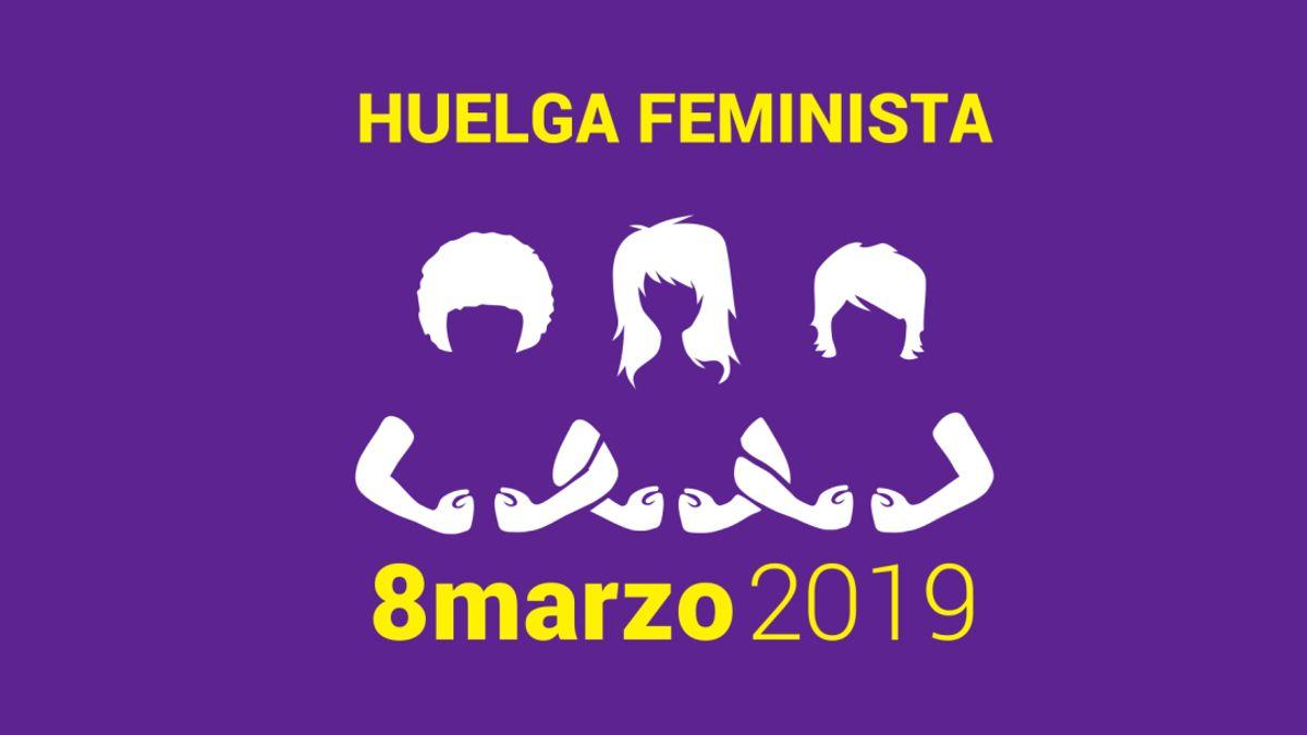 Cartel Huelga Feminista 8M 2019