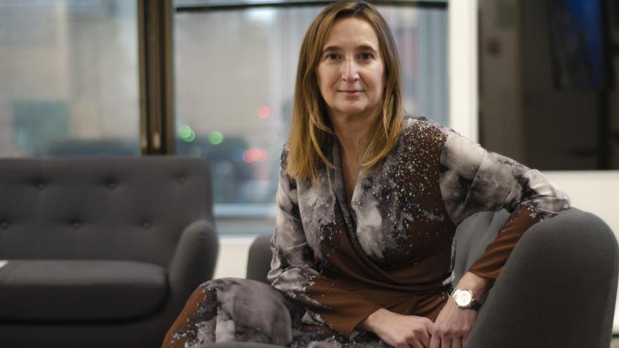 Rosa Díaz, directora del INCIBE (Instituto Nacional de Ciberseguridad)