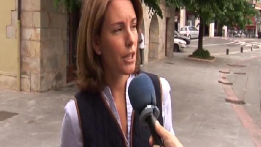 Quiroga dice que las encuestas demuestran que el PP tiene más fortaleza de la que algunos vaticinaban