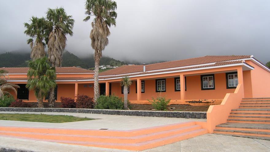 En la imagen, Casa de la Cultura de Mirca.