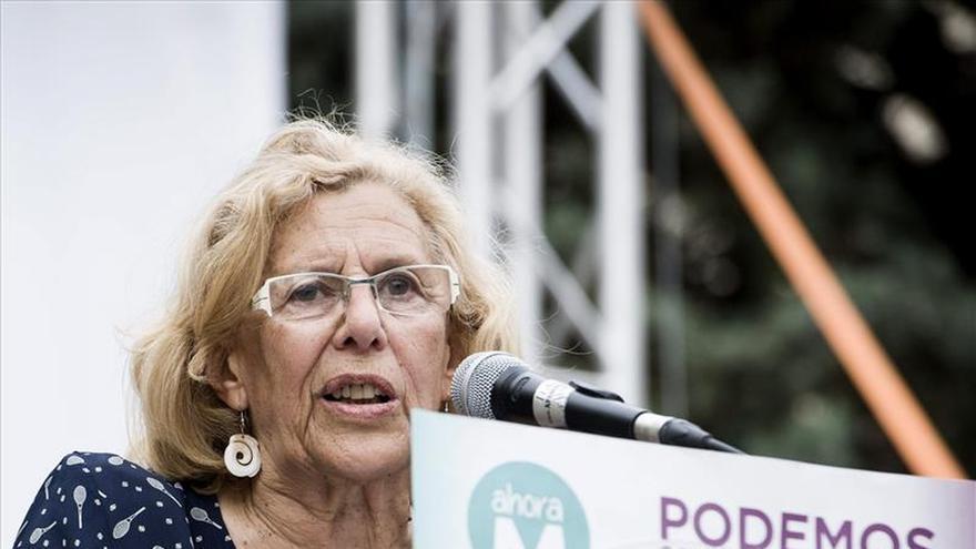 Carmena dice sobre Aguirre que se define a sí misma con sus descalificaciones