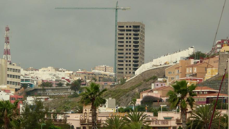 Torre del Mar, en 2007.