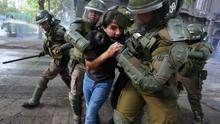 """Amnistía Internacional denuncia la represión generalizada en América Latina y celebra """"la fuerza de los movimientos sociales"""""""