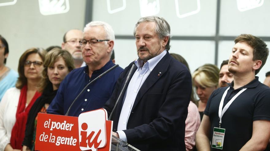 Willy Meyer (IU) anuncia que se da de baja del fondo voluntario de pensiones de los eurodiputados