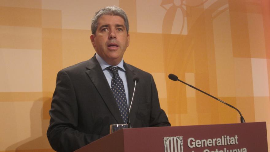 El Gobierno catalán no se da por aludido por el mensaje, aunque niega que Cataluña persiga quimeras