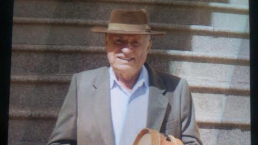 Lorenzo Méndez es uno de los vecinos de Mazo más queridos.