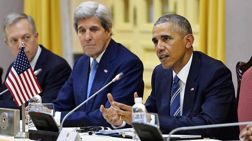 Obama dice que la muerte del mulá Mansur permitirá llevar la paz a Afganistán