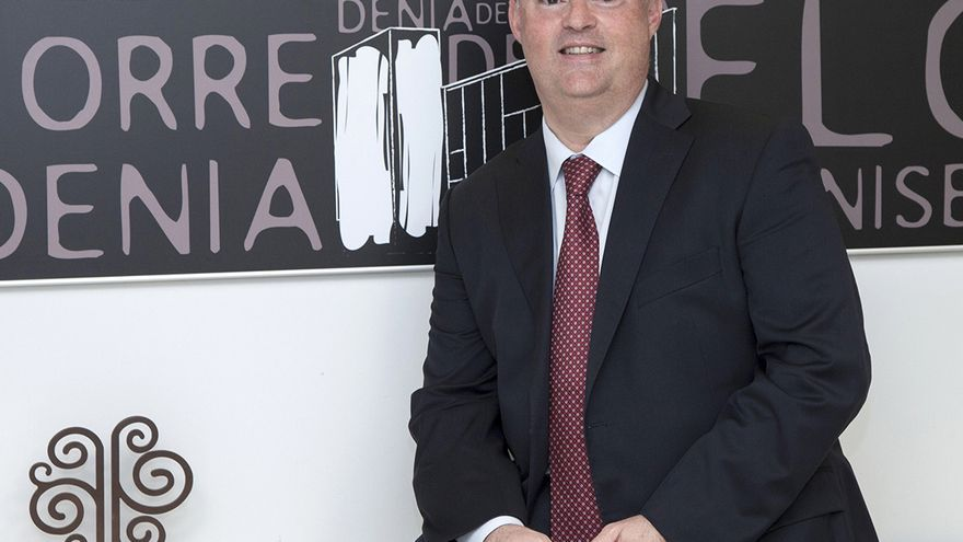 Alberto de Rosa, director gerente de Ribera Salud.