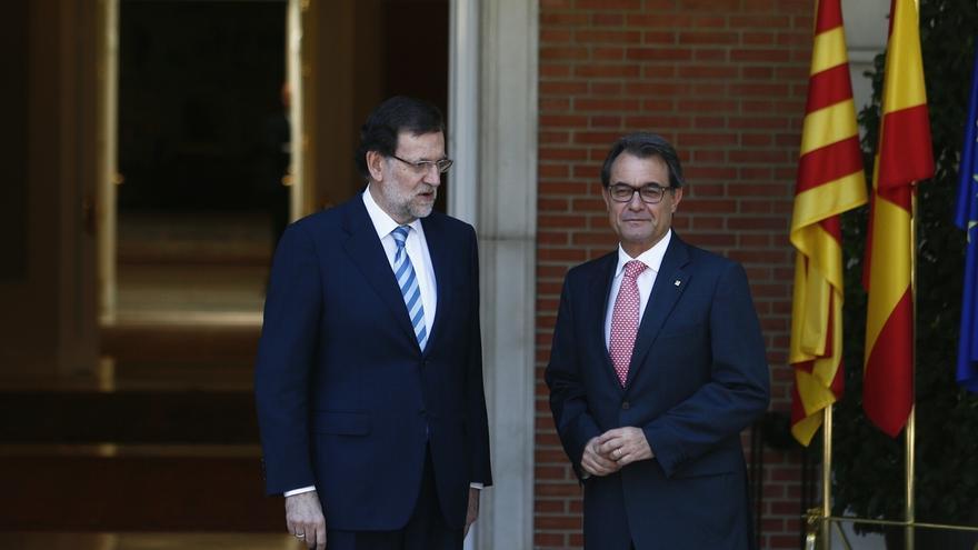 Mas, convencido de que Rajoy será presidente en unos días, admite que prefería un acuerdo PSOE-Podemos