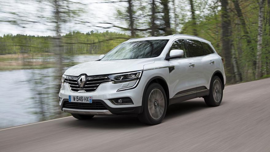 Nuevo Renault Koleos.