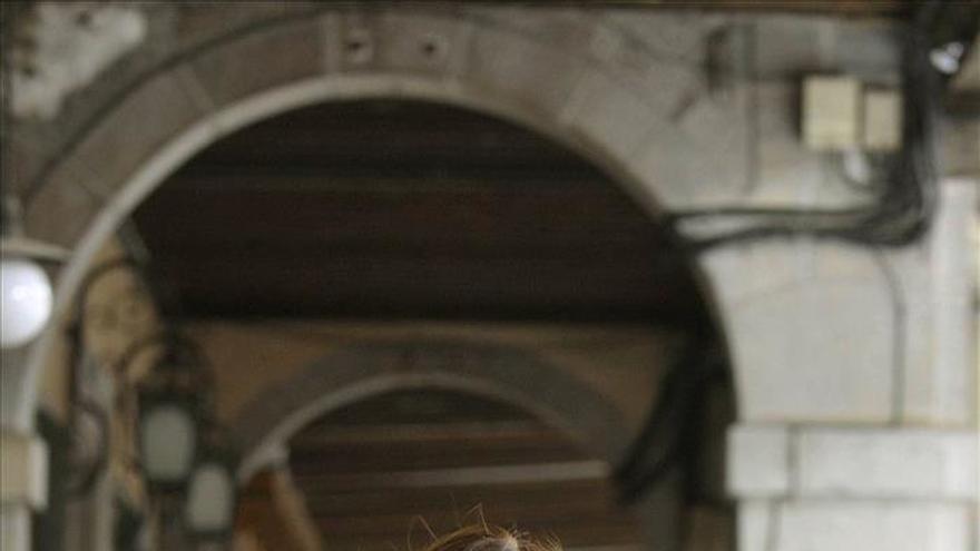 La cabeza de lista del PP por Segovia acusa a Gómez de la Serna de cobardía