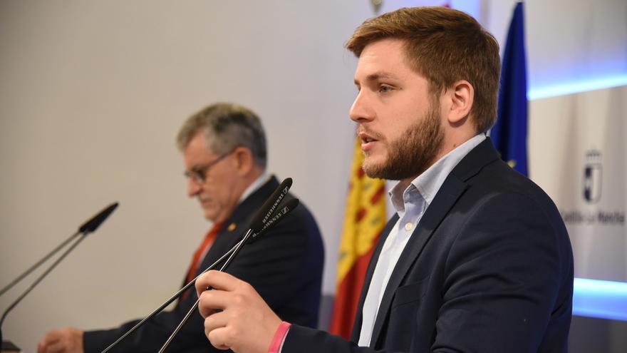 El portavoz del Gobierno regional, Nacho Hernando / JCCM