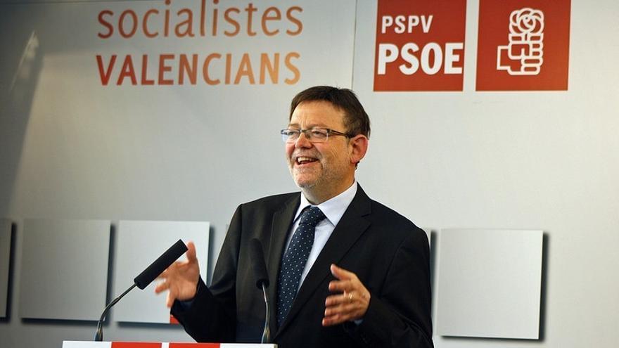 Ximo Puig atribuye la reunión de Rajoy con Barberá a la investigación de la Fiscalía por la compra de Valmor
