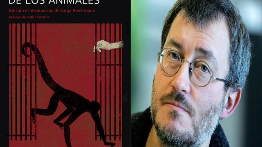 En defensa de los animales. Jorge Riechmann