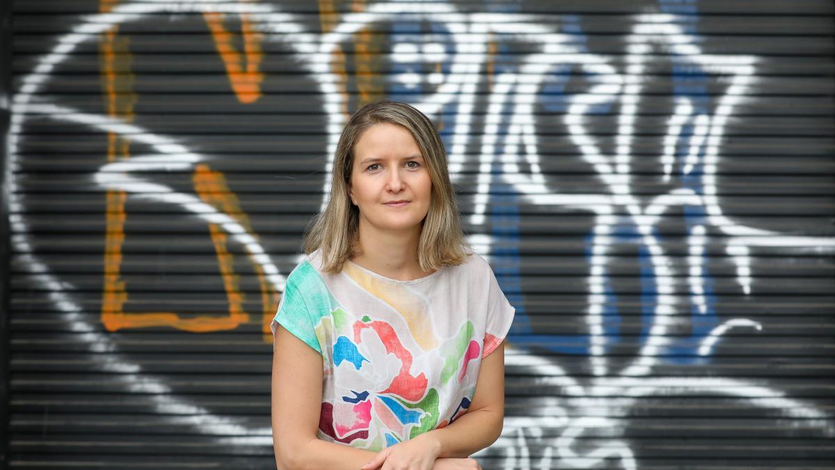 La economista Mónica Martínez-Bravo, premio 2021 de la Fundación Banco Sabadell a la mejor investigadora menor de 40 años.