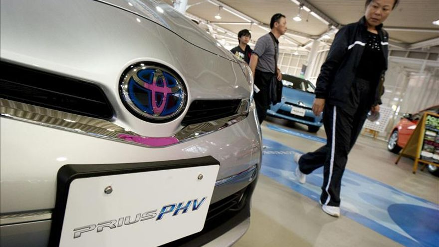 Las ventas de automóviles japoneses en China aumentaron en 2013 pese a boicot