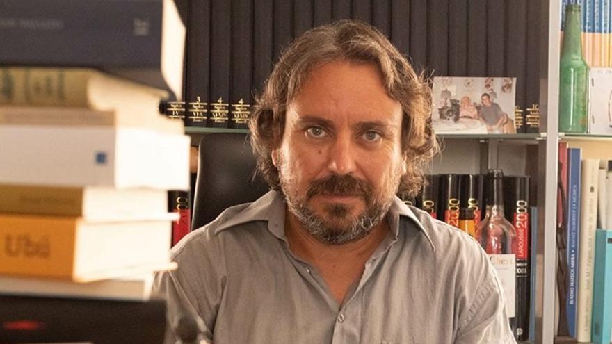 Alberto Chessa, autor de 'Un árbol en otros'