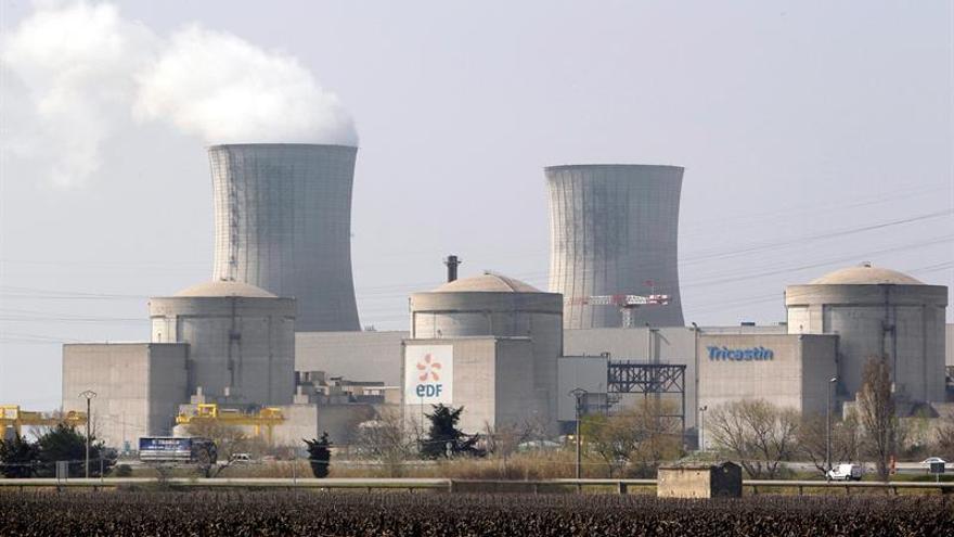 Siete reactores nucleares volverán a funcionar en Francia antes de fin de mes