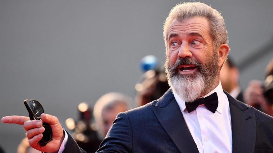 """Mel Gibson: """"Quiero más desafíos"""""""