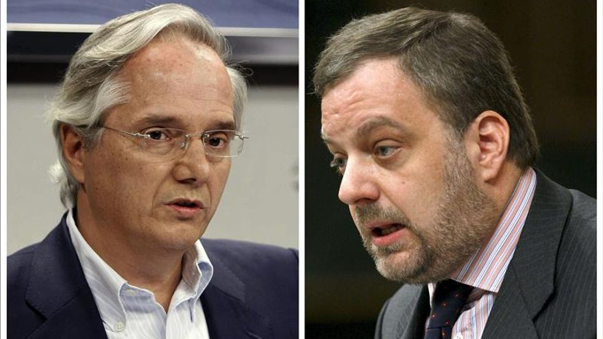 """Maillo dice que el PP """"llegará hasta el final"""" con Arístegui y Gómez de Serna"""