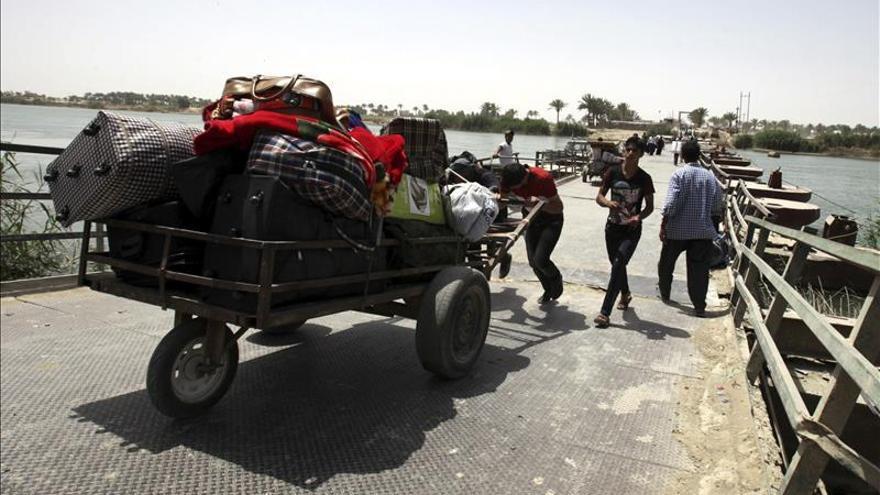 El EI moviliza a 500 combatientes extranjeros desde Mosul a Biyi