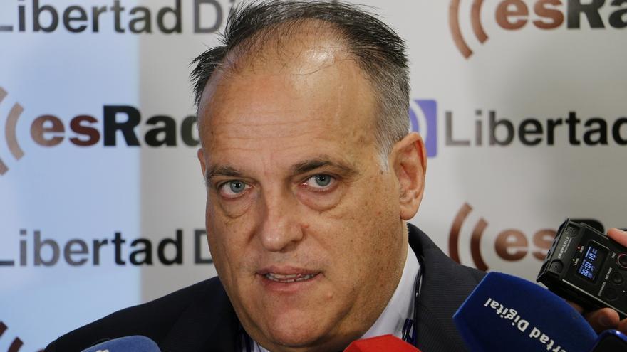 """LaLiga insta a irse de la Federación a líderes territoriales que están en el """"mundo clientelar"""" de Villar"""