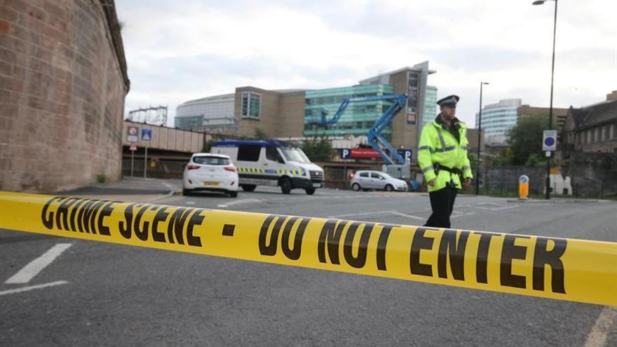 El terrorista de Manchester compró las partes para montar la bomba el solo