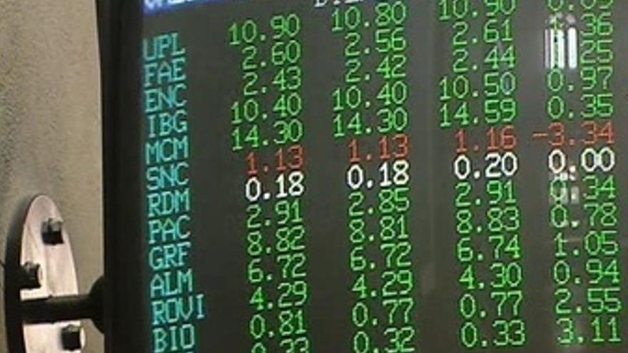 El Ibex repunta un 1,86%