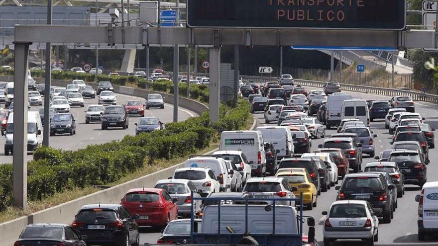 Mueren 7 personas en 7 accidentes de tráfico en el fin de semana