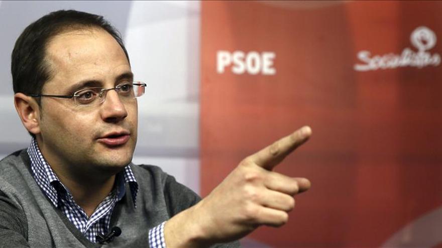 César Luena participa el domingo en Ciudad Real en una asamblea del PSOE