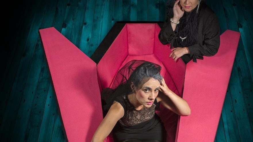 'Un plan de muerte' está interpretada por Vanesa del Castillo y Ruth Garreta.