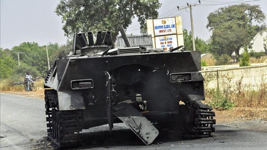Al menos 14 muertos en un nuevo ataque terrorista en Nigeria