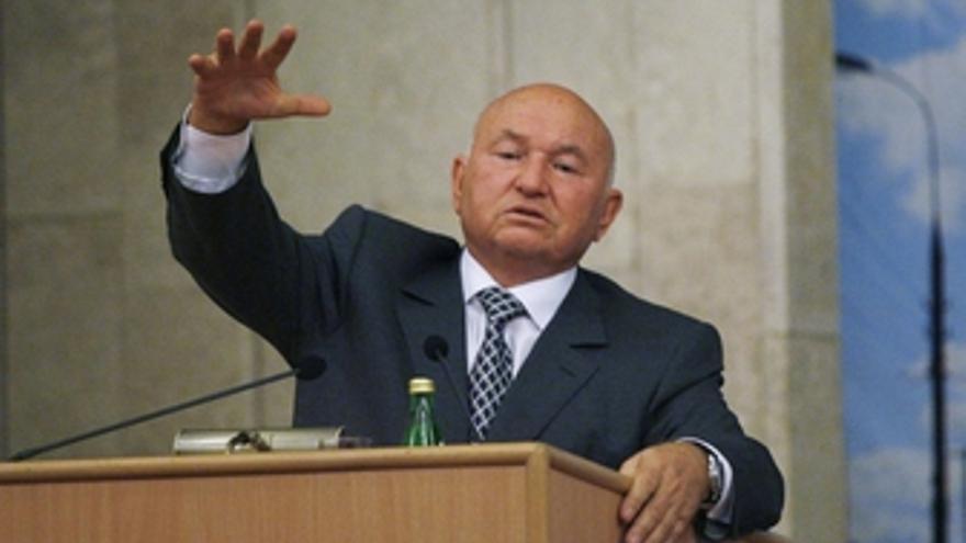 Alcalde de Moscú, Yuri Luzhkov