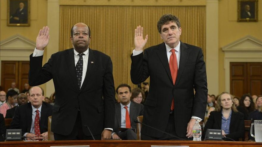 Altos cargos de EE.UU. dicen que el escrutinio a los conservadores no tuvo un origen político