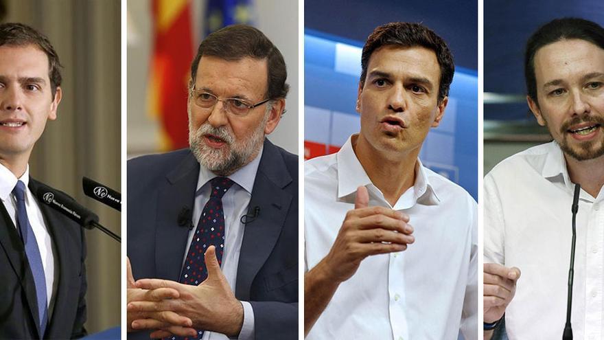 Los dirigentes de los principales partidos políticos han forzado nuevas elecciones al no llegar a un acuerdo de gobierno.