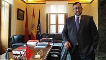 Javier Remírez, vicepresidente del Gobierno de Navarra