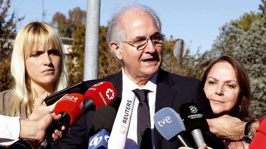 La fuga de Ledezma molesta al Gobierno y crea expectativas en la oposición