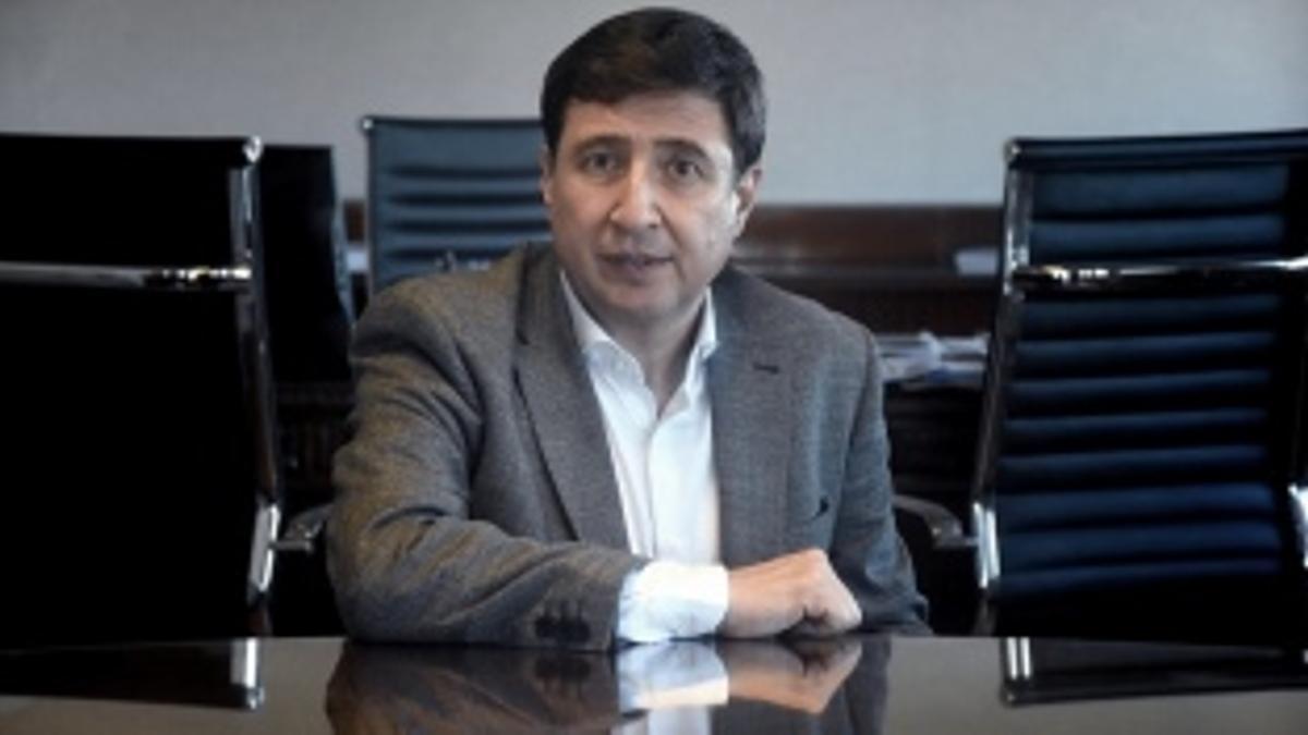 El ministro de Desarrollo Social, Daniel Arroyo